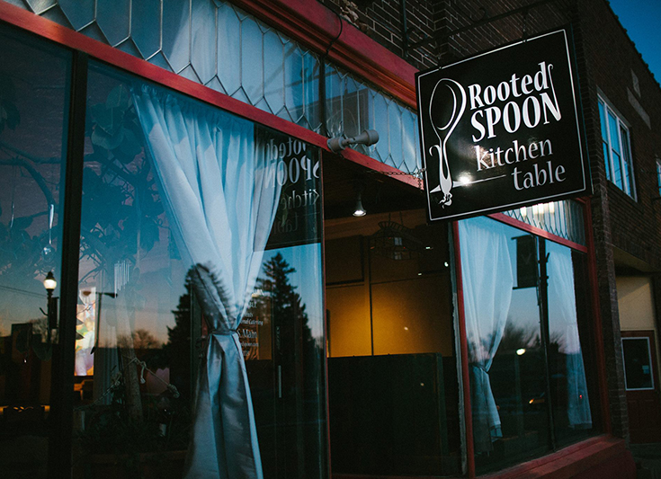 Rooted Spoon Event Space and Catering Venue